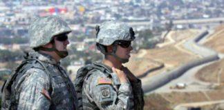 Donald Trump firmará acuerdo para enviar al soldados a la frontera