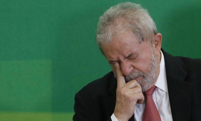 Juzgado de Brasil confirma el posible encarcelamiento de Lula