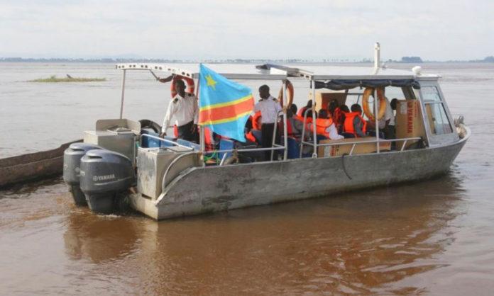 Al menos 49 muertos en un accidente de barco en el Congo