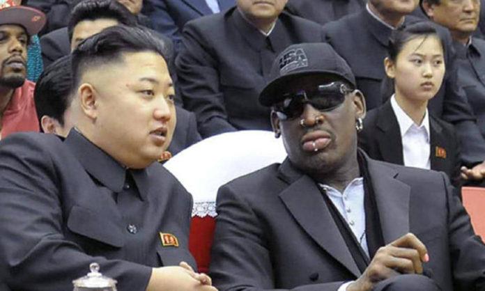 Dennis Rodman podría participar en cumbre entre entre Corea del Norte y Estados Unidos