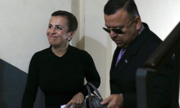 Detienen en El Salvador a exprimera dama por corrupción