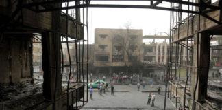 Mueren 20 personas por explosión en Bagdad