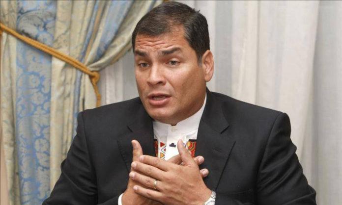 Vinculan a proceso a expresidente de Ecuador