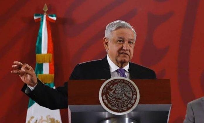 En México hay desarrollo y bienestar: López Obrador