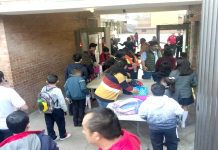 Regresan a clases en el Colegio Cervantes de Torreón, Coahuila