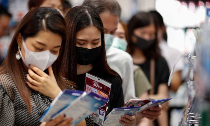 Aumenta a mil 868 muertos por coronavirus