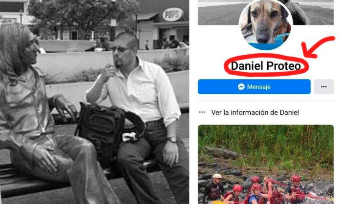 Daniel Proteo defraudador Edomex